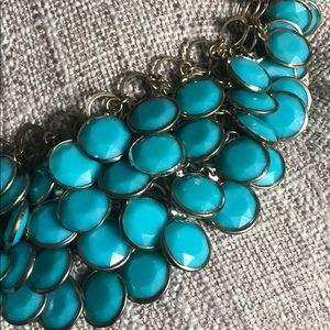 Francesca's Collections Jewelry - Francesca's Teal Necklace.
